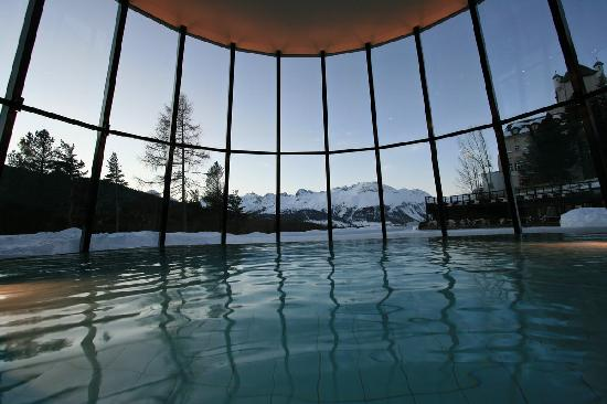 Grand Hotel Kronenhof: The Dream SPA