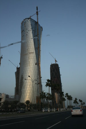 Doha, Qatar: new tower