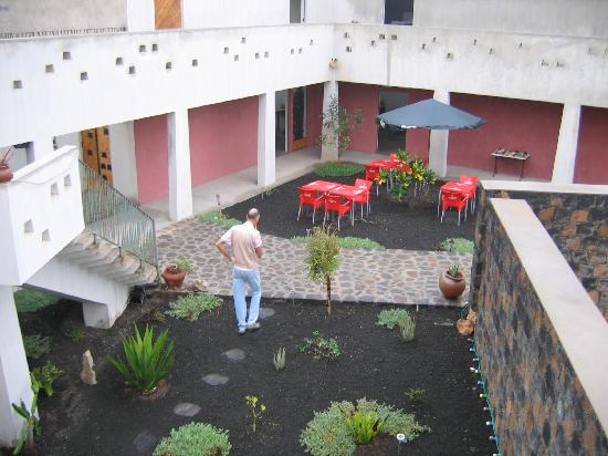 Residencial Goa: le patio