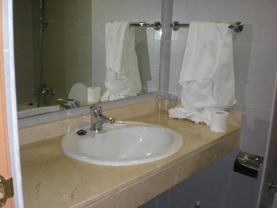 hotel samba lloret de mar espagne voir les tarifs. Black Bedroom Furniture Sets. Home Design Ideas