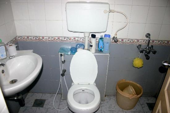 Star City Nungambakkam : Toilet
