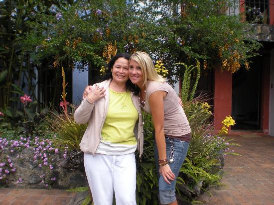 Quinta de las Flores: Mama & I - @ hotel