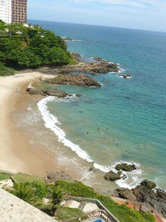 Vila Gale Salvador: la spiaggia proibita sotto l'hotel
