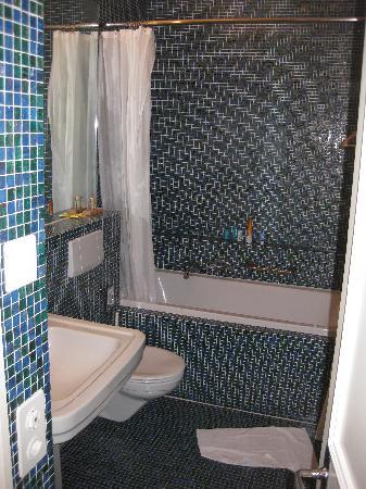 Hotel Rössli: loved our bathroom