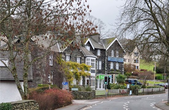 Région des lacs, UK : Lake District Village