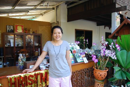 Gongkaew Chiangmai Home: The Owner