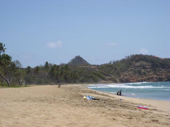 Levera Nationalpark, Grenada: Bathway Beach
