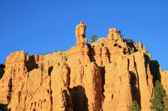 Dixie National Forest: Red Canyon at Sunset #2