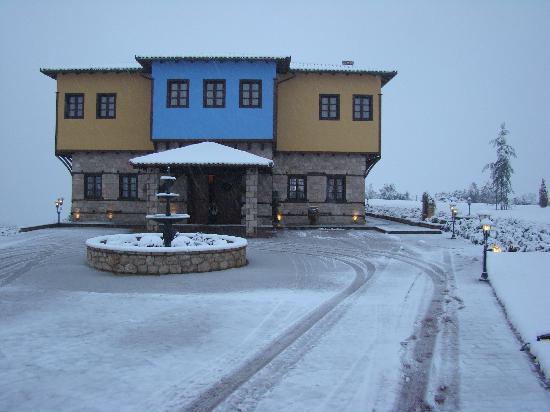 Domaine Kalaitzis: The Hotel