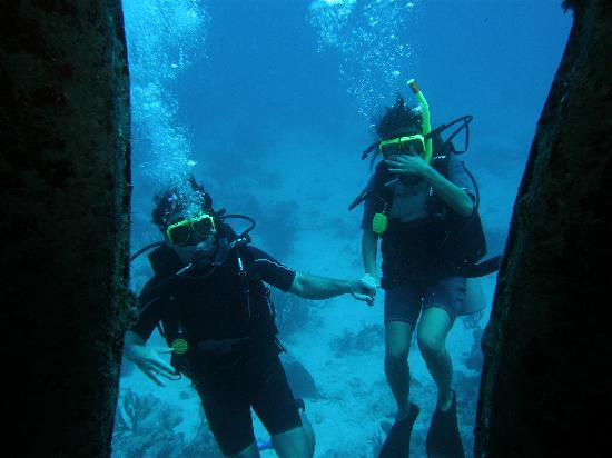 Private Diving: My first wreck dive as a new Open Water Diver