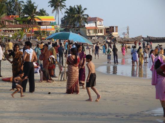 Lighthouse Beach: Kovalam Kerala