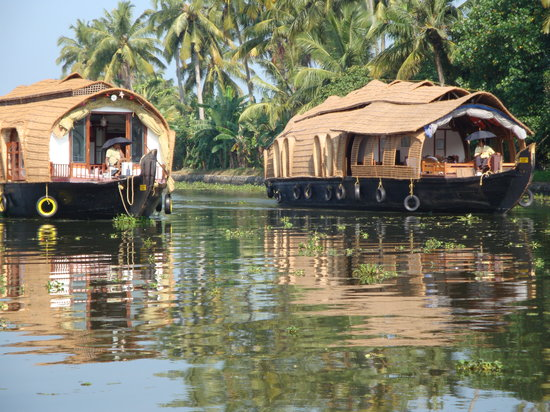 HouseBoat Kerala Backwaters