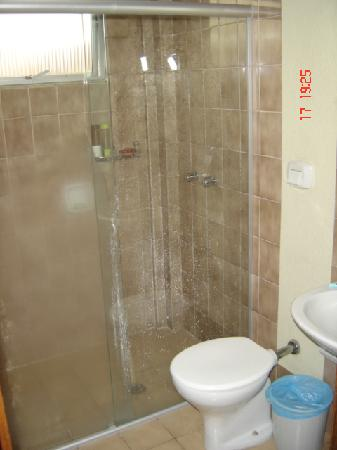 BEST WESTERN Taroba Hotel: Bathroom