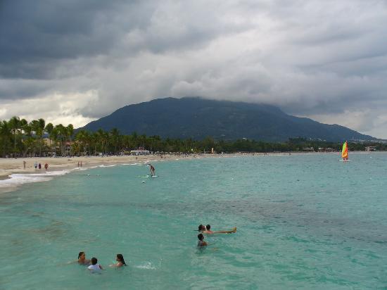 Grand Paradise Playa Dorada: beach view
