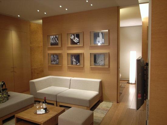 Park Hyatt Seoul: park suite