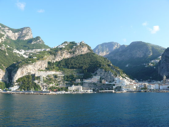 Amalfikysten, Italia: sorrento