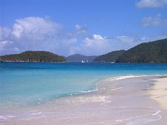 Cinnamon Bay Campground: Just another view from Cinnamon Bay
