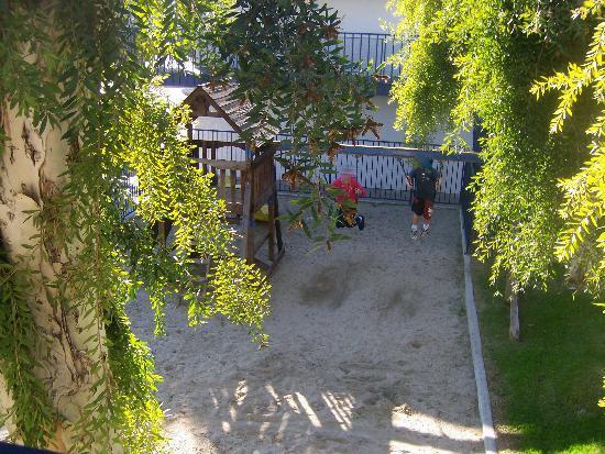 普安那公園套房飯店照片