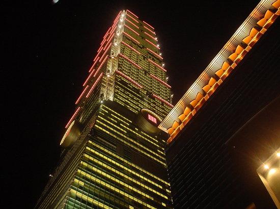 Taipei, Taïwan : 台北101