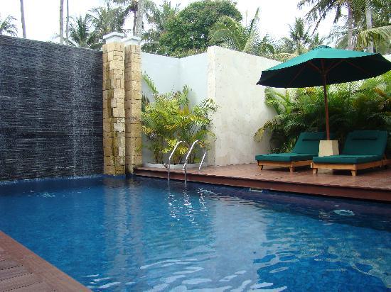 The Santosa Villas & Resort: The pool