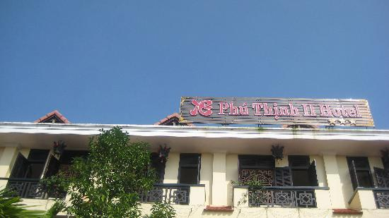 Phu Thinh Boutique Resort & Spa: Phu Thinh (on our last day the sun came out!)