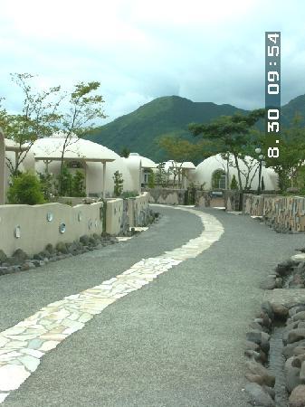 Minamiaso-mura, Japón: ロイヤルゾーンの一部