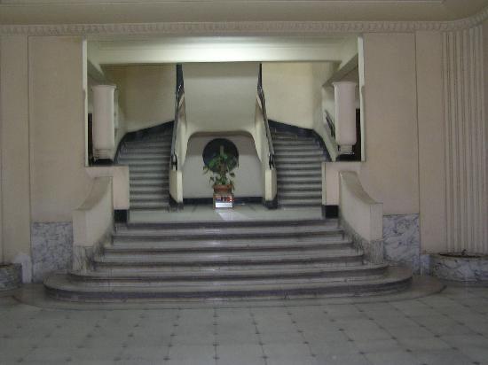 Mayfair Hotel: Entrance hall