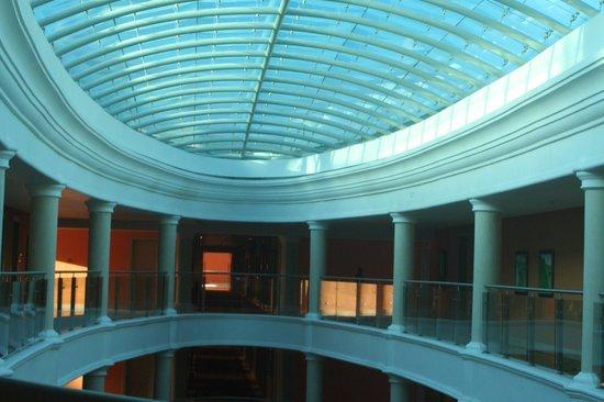 Iberostar Grand Hotel Bavaro : Beautiful sky lights on the walk to the room