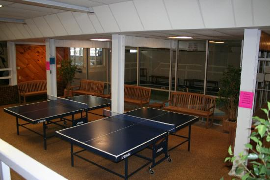 The Seasons Resort: Table tennis by Jacuzzi Lower Lever Clubhouse
