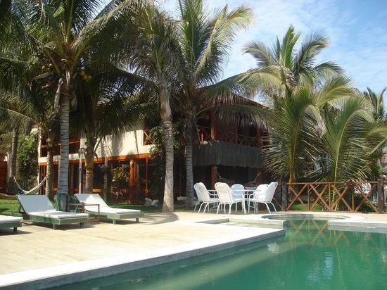 Hotel CasaBarco: Desde la piscina