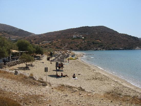 Megas Gialos, Greece: Delfini Beach