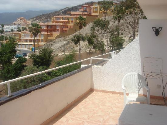 Castalia Vistamar: our balcony