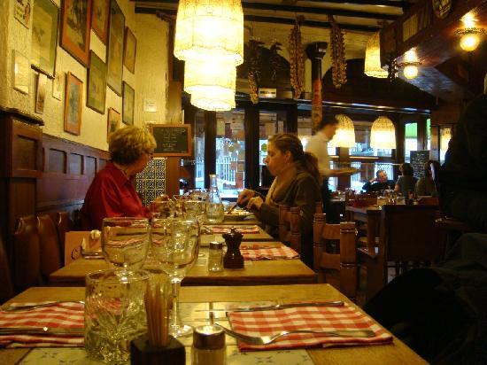 Casa Alcalde: Inside the Restaurant