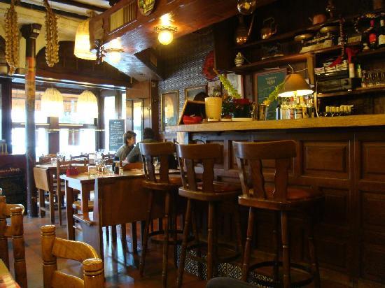 Casa Alcalde: The Bar