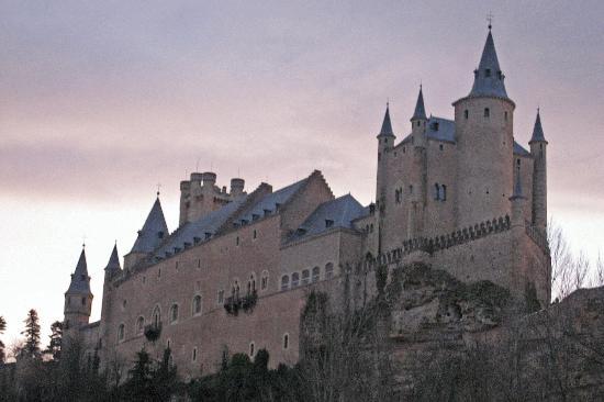 Alcazar de Segovia: Segovia Alcazar