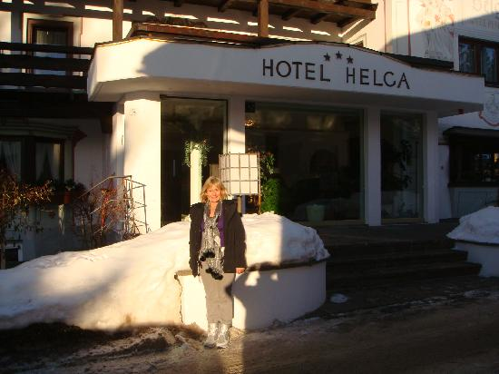 Hotel Helga: Our first day