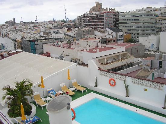 Astoria Hotel: Vistas desde el SOlarium