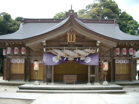 ‪Yaegaki Shrine‬