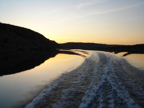 Rezina, Moldova: Nistru  river