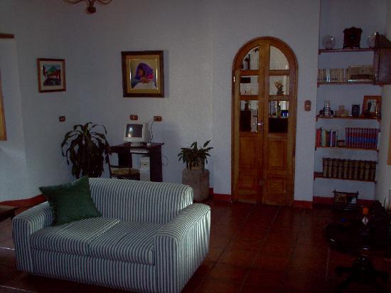 Hostal San Nicolas: internet access