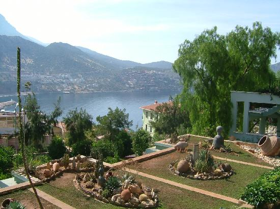 Kalkan Regency Hotel: View from room