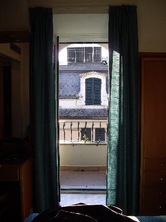 Hotel Riviera : Balcony