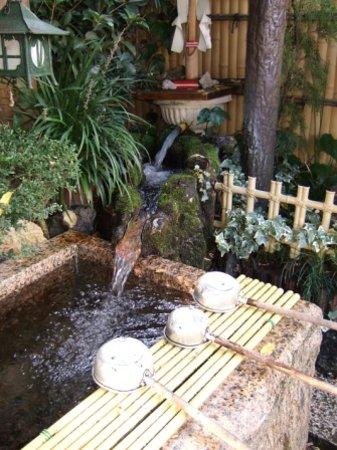 Spring Water: 高屋稲荷神社
