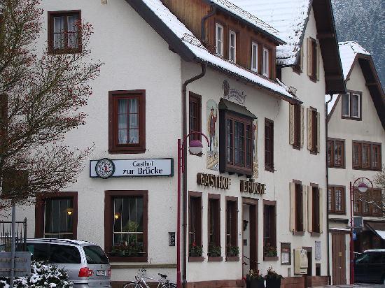 Zur Alten Brucke : Gasthof Brucke