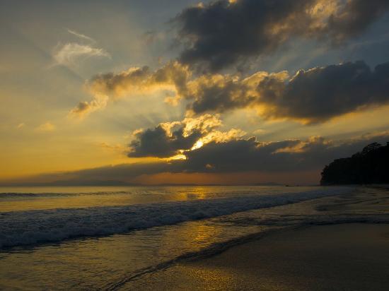 Sunset on Beach #7, Havelock Island