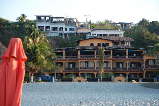 Hotel Arco Iris : vista hotel