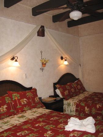 La magnifique chambre