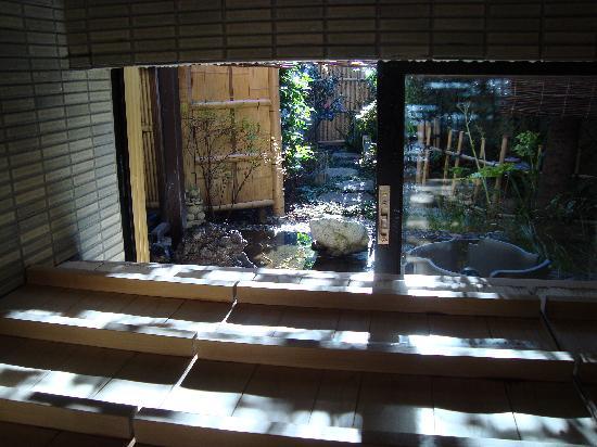 Ryokan Sawanoya : Bath house