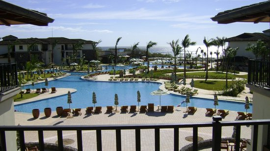 JW Marriott Guanacaste Resort & Spa: View from Outside the Lobby
