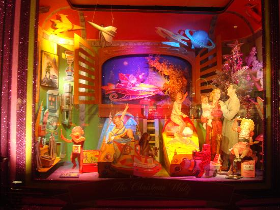 Bloomingdale's: NYC - Bloomingdales Xmas windows